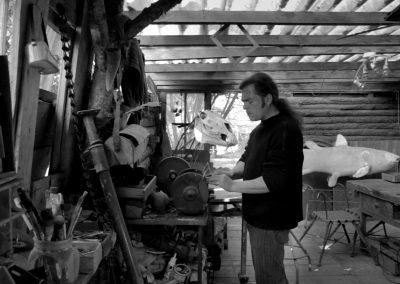 Azare-l'art et la matiere-l'hippanthrope-documentaire-06