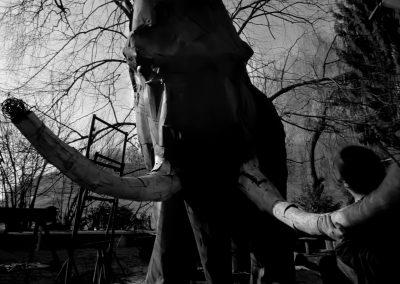 Azare-l'art et la matiere-l'hippanthrope-documentaire-15