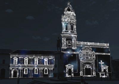 Quito Festival de la Luz