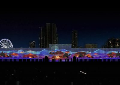 Sharjah Light Festival 2015