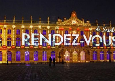 Nancy – Mapping Place Stanislas 2018