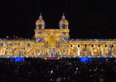 Fiesta de la luz 2018 Quito