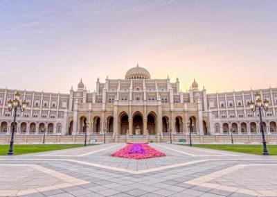Mapping Sharjah Light Festival 2019 – Municipality