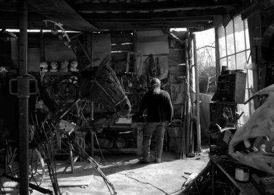Azare-l'art et la matiere-l'hippanthrope-documentaire-03