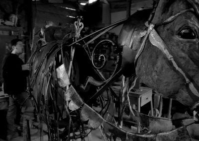 Azare-l'art et la matiere-l'hippanthrope-documentaire-08