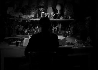 Azare-l'art et la matiere-l'hippanthrope-documentaire-16