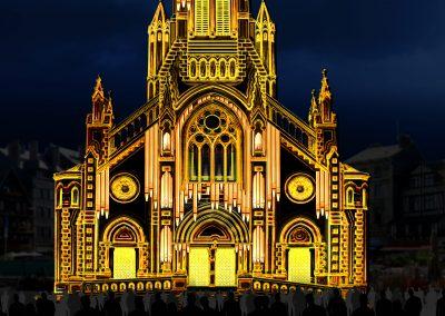 Biarritz-Mapping-Azarek-Un ange passe-Eglise03