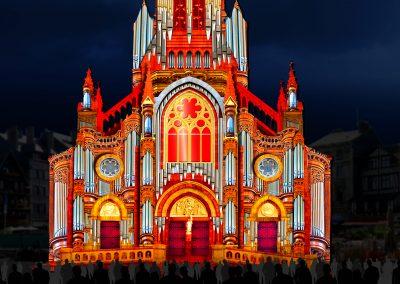 Biarritz-Mapping-Azarek-Un ange passe-Eglise05