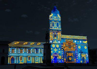 Natura – Quito, Festival de la Luz