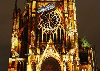 Mapping - Cathédrale de Metz - Azarek - Artslide_07