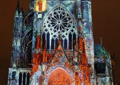 Mapping - Cathédrale de Metz - Azarek - Artslide_13