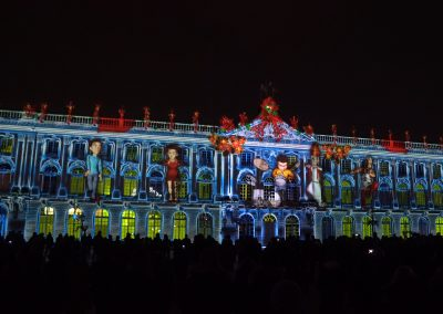 Nancy – MAPPING Place Stanislas 2019