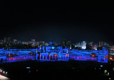 Sharjah Light Festival 2020 – Municpality