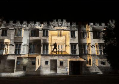 01 CUBE - Mapping - Helios 2020 - Musée du Petit Palais - Azarek