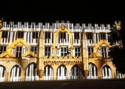 02 PIANO02 - Mapping - Helios 2020 - Musée du Petit Palais - Azarek