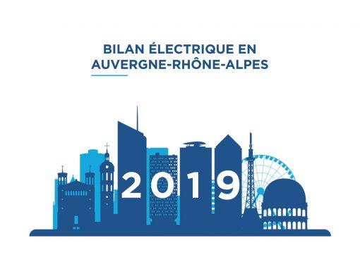RTE – Bilan électrique 2019